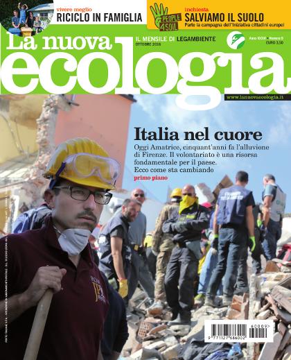 La Nuova Ecologia, il mensile di Legambiente, la storica testata ambientale italiana