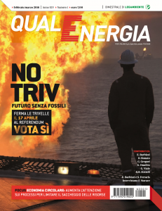 Il bimestrale di Legambiente sull'energia sostenibile, clicca sulla copertina per sfogliare la rivista