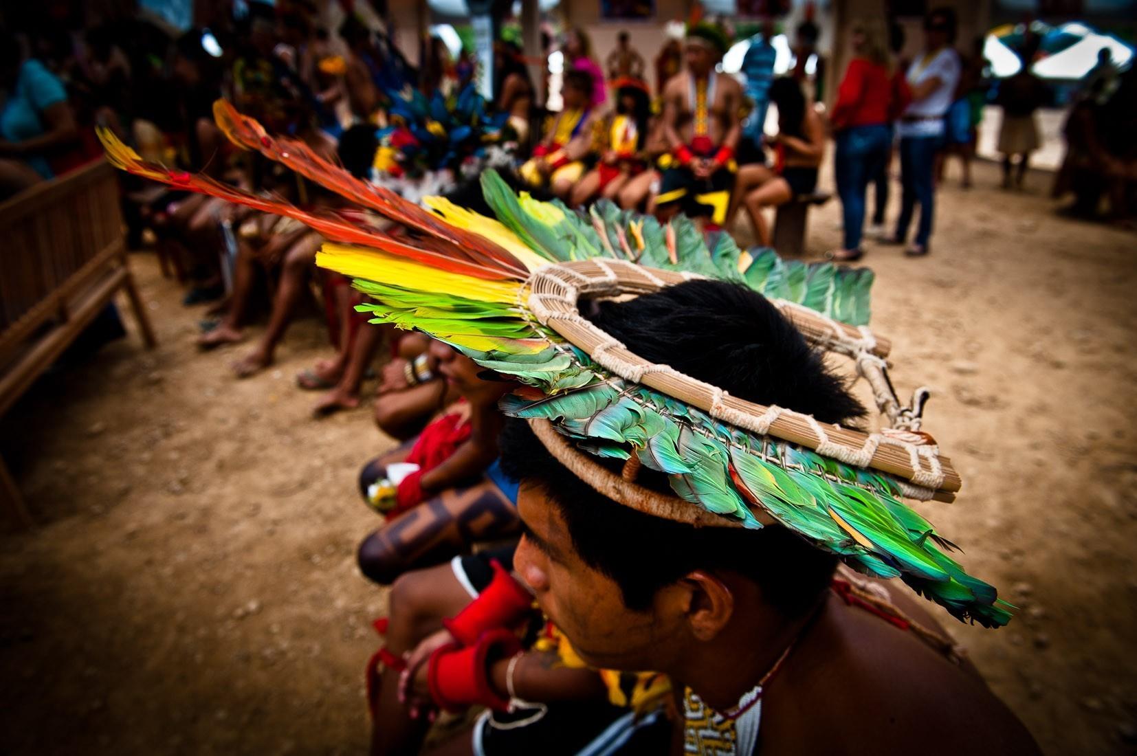 Indigeni contro miniera d'oro in Amazzonia