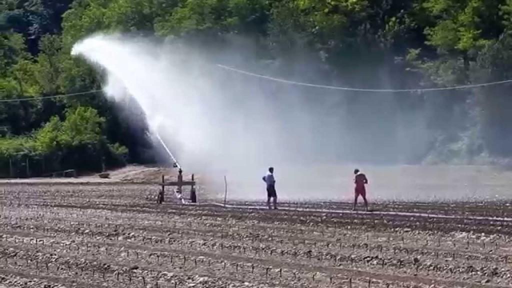 Irrigazione soccorso