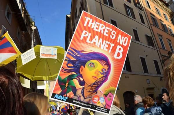 Marcia per il clima