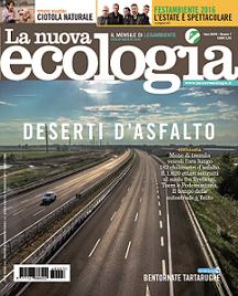 Il mensile di Legambiente, la più autorevole rivista ambientale italiana