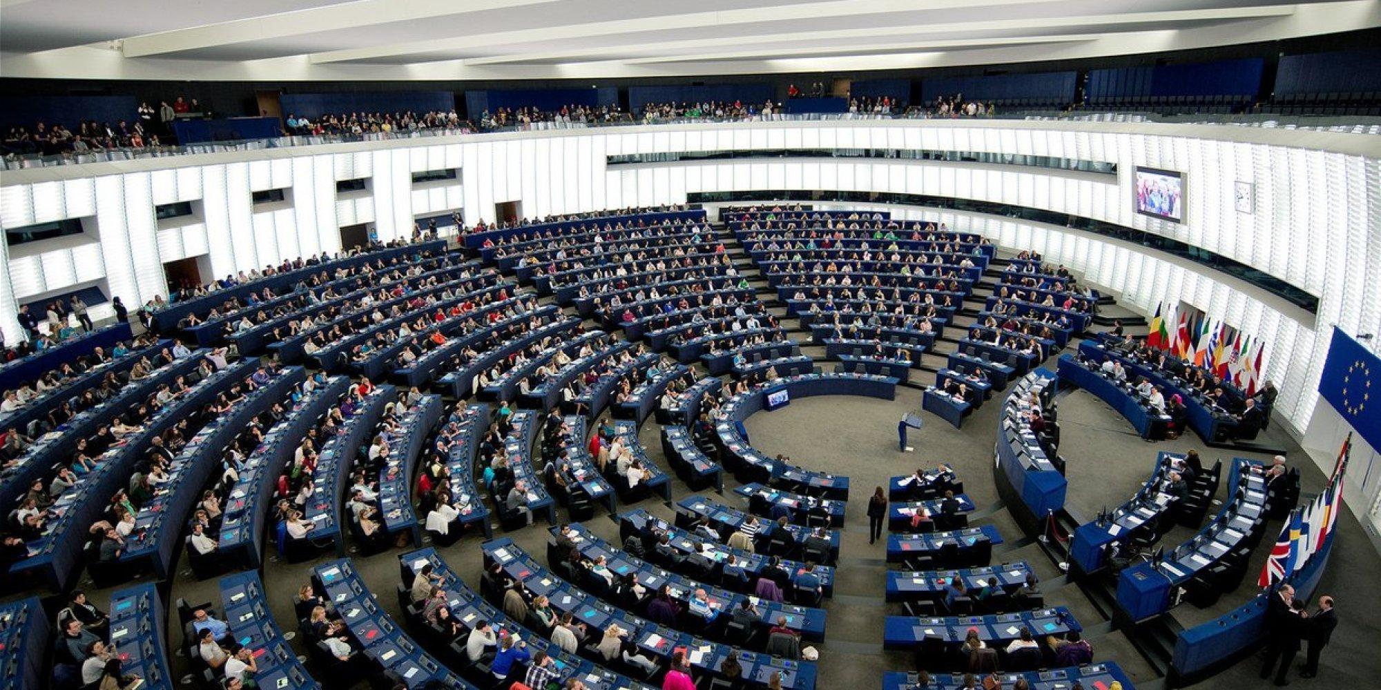 foto dell'Europarlamento