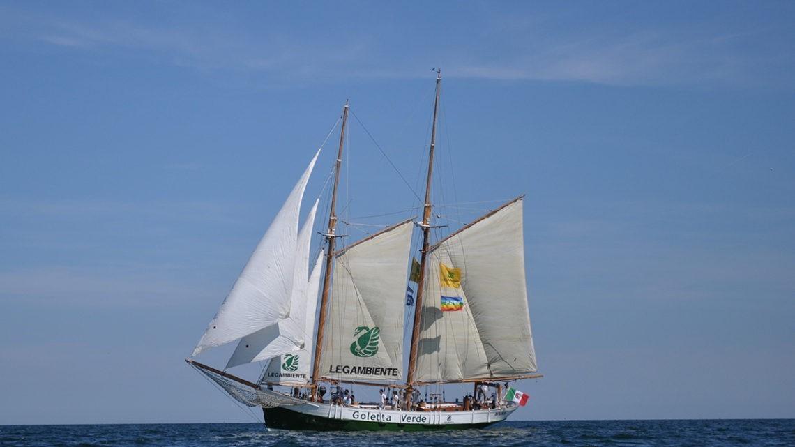 La prima tappa di Goletta Verde è Marciana Marina