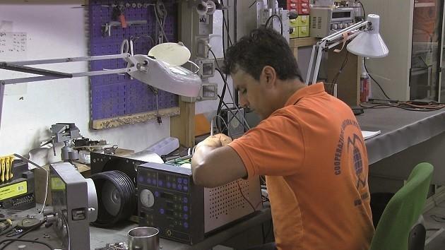 laboratorio rigenerazione apparati