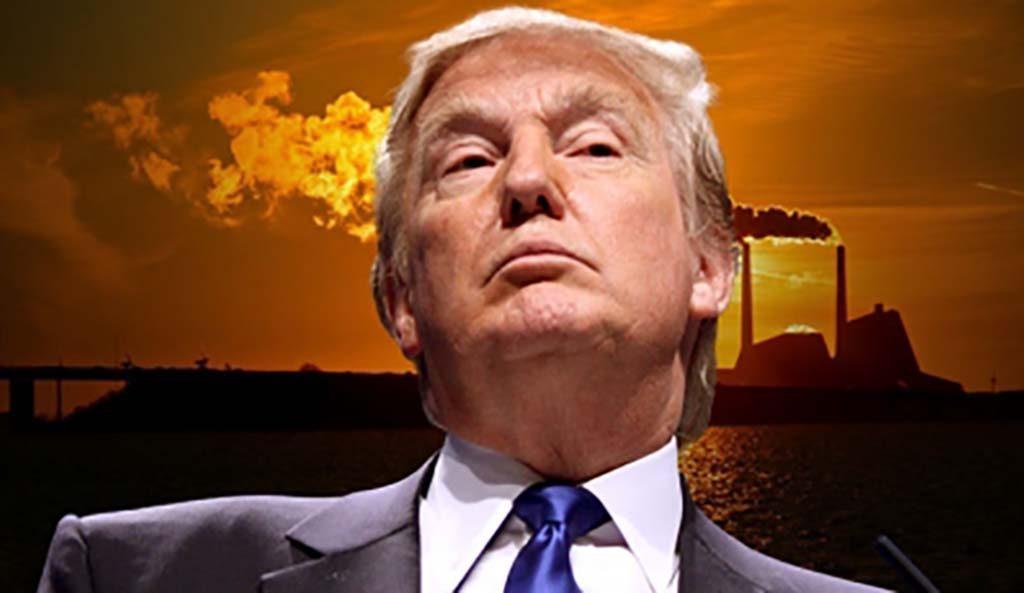 Trump e clima