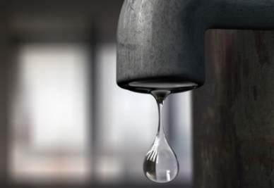 acqua scarsa