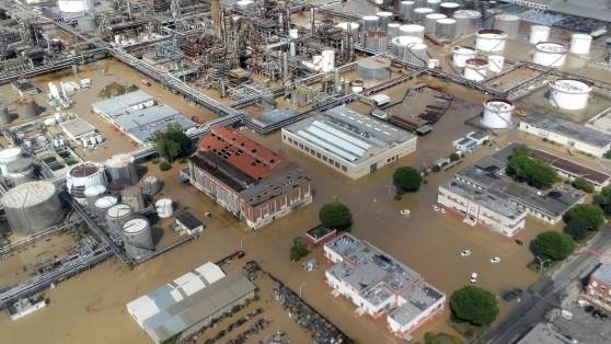 Alluvione a Livorno, emergenza