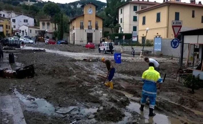 Emergenza climatica, città italiane a rischio