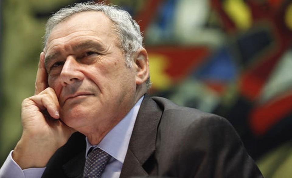 Pietro Grasso presidente del Senato