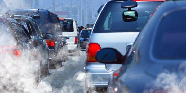 immagine di traffico automobilistico