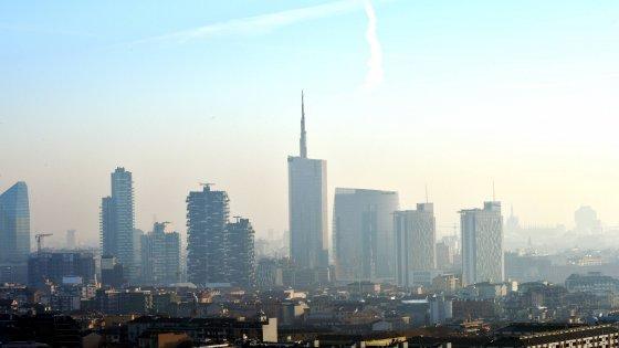 Sforati i limiti di pm10 a Milano