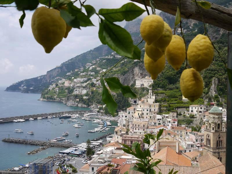 Amalfi, il Lemon Tour