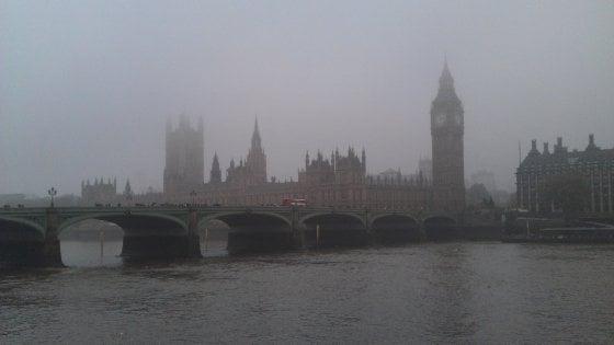 Londra qualità dell'aria migliora
