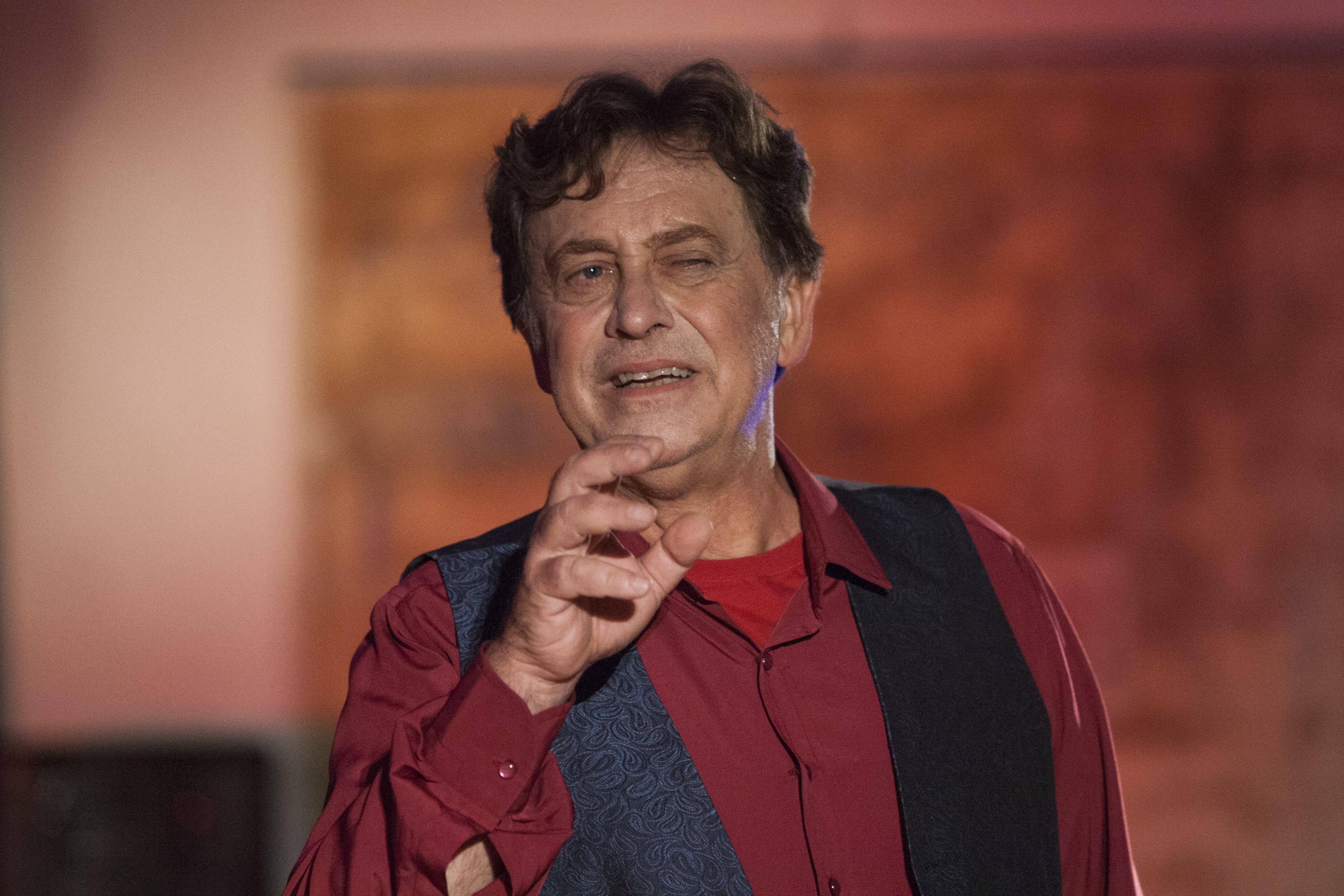 "Massimo Wertmuller in ""La gente di Cerami"""