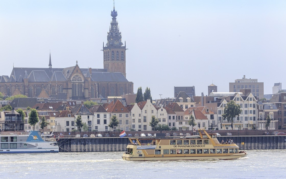 Nijmegen, la capitale verde europea