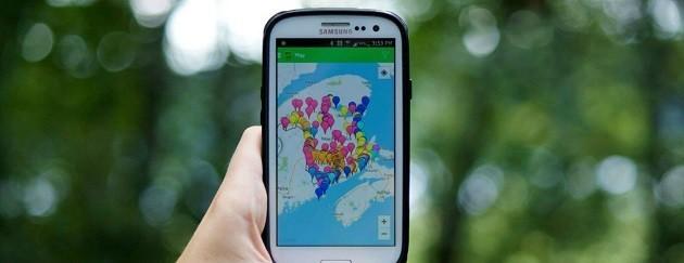 Un'applicazione per conoscere animali, piante e aree protette