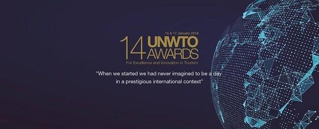 immagine della locandine degli Unwto awards