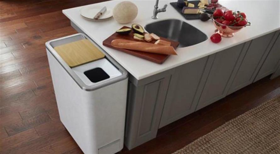 In casa il compost tecnologico