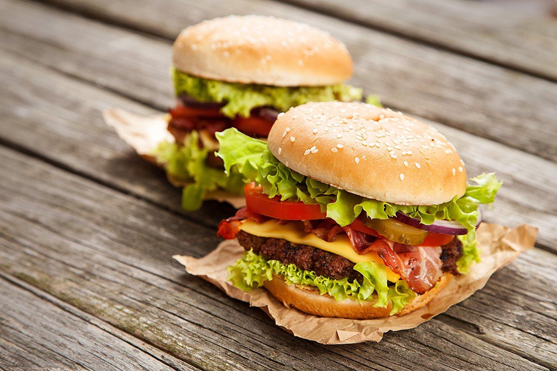 Hamburger di Mc Donald's