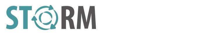 Logo progetto europeo STORM