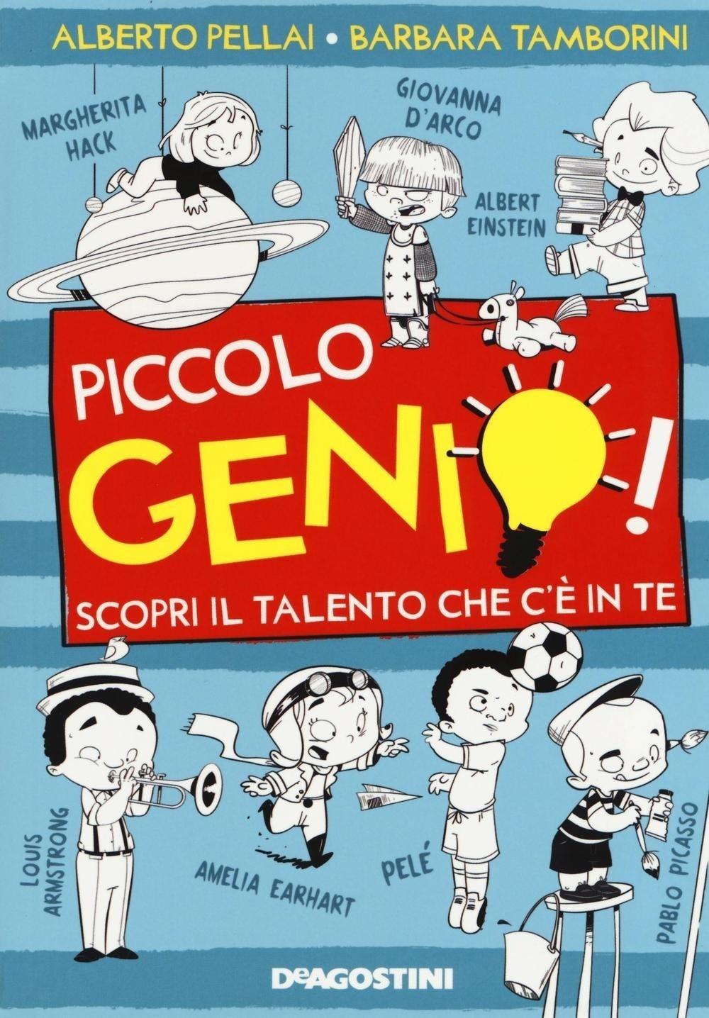 """Ill ibro """"Piccolo genio"""""""