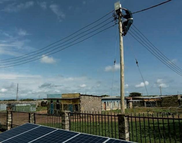 foto di rete elettriche