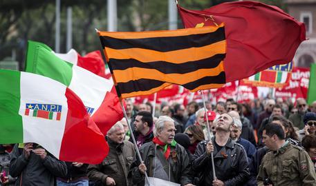 Manifestazione mai più fascismo