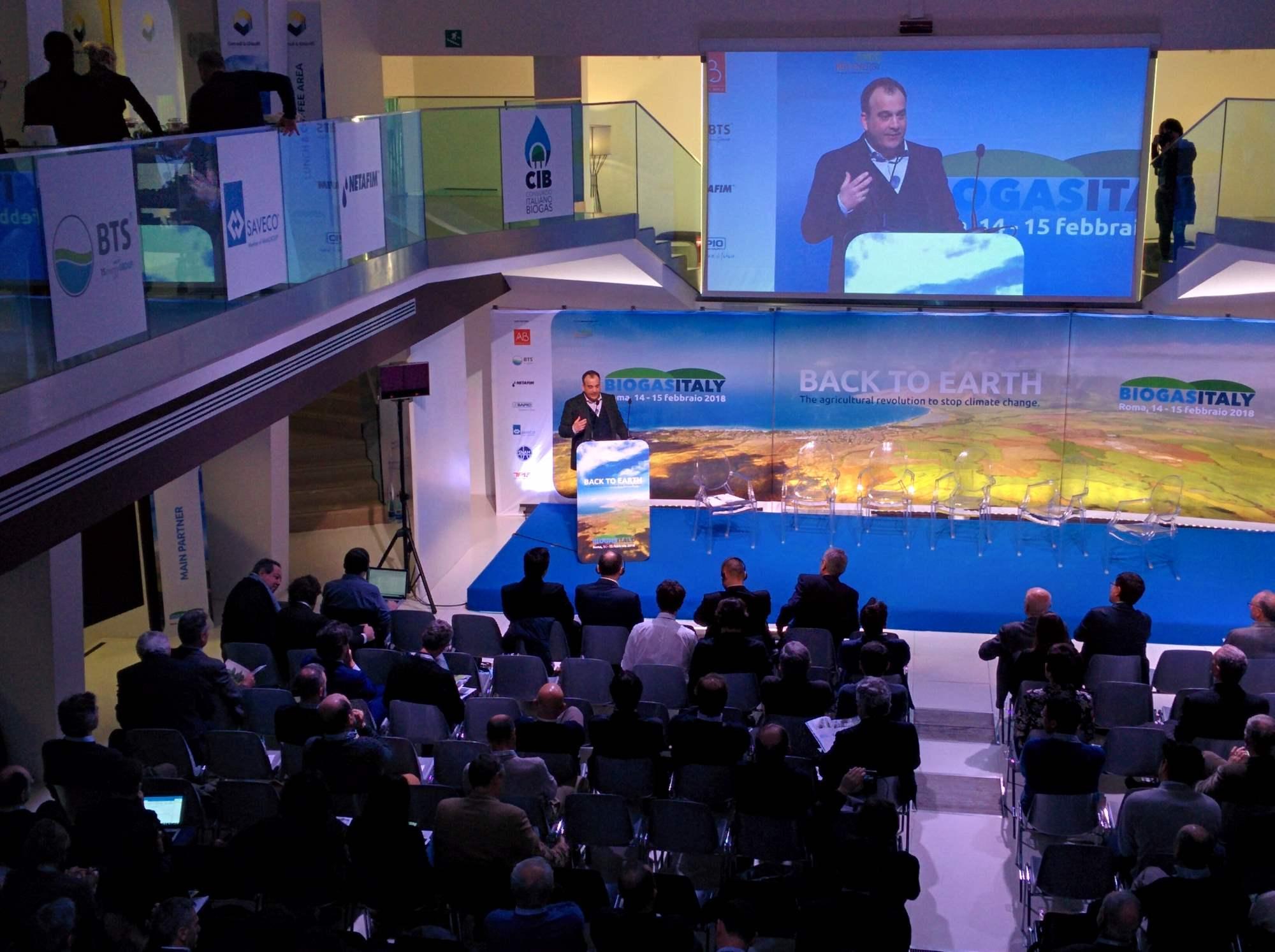 Biogas Italy 2018