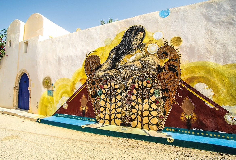 Djerba, itinerario