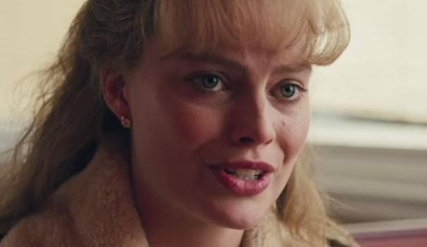 l'attrice Margot Robbie