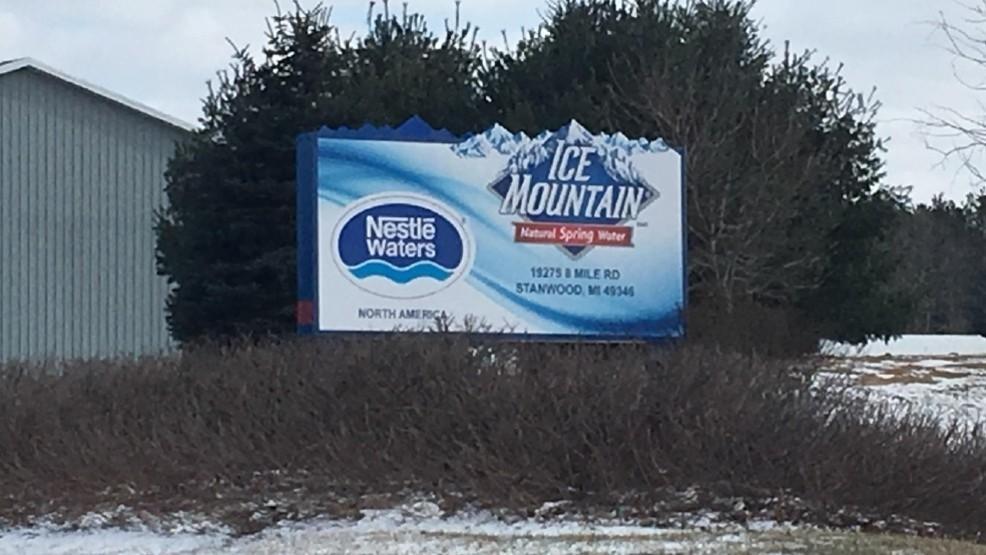 Nestlè contro villaggio nel Michigan