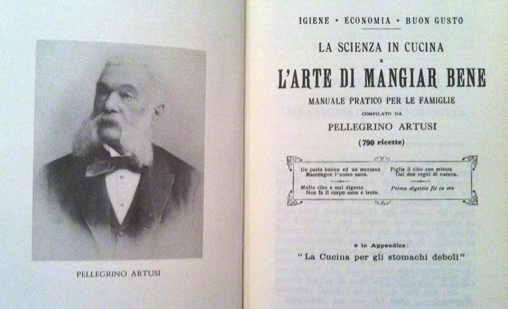 Pellegrino Artusi, 4 agosto