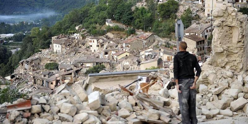 Pescara Del Tronto Post sisma