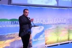 Piero Gattoni Presidente Biogas Italy 2018