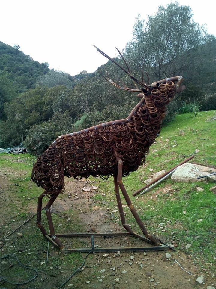 scultura Di Patrick Alò