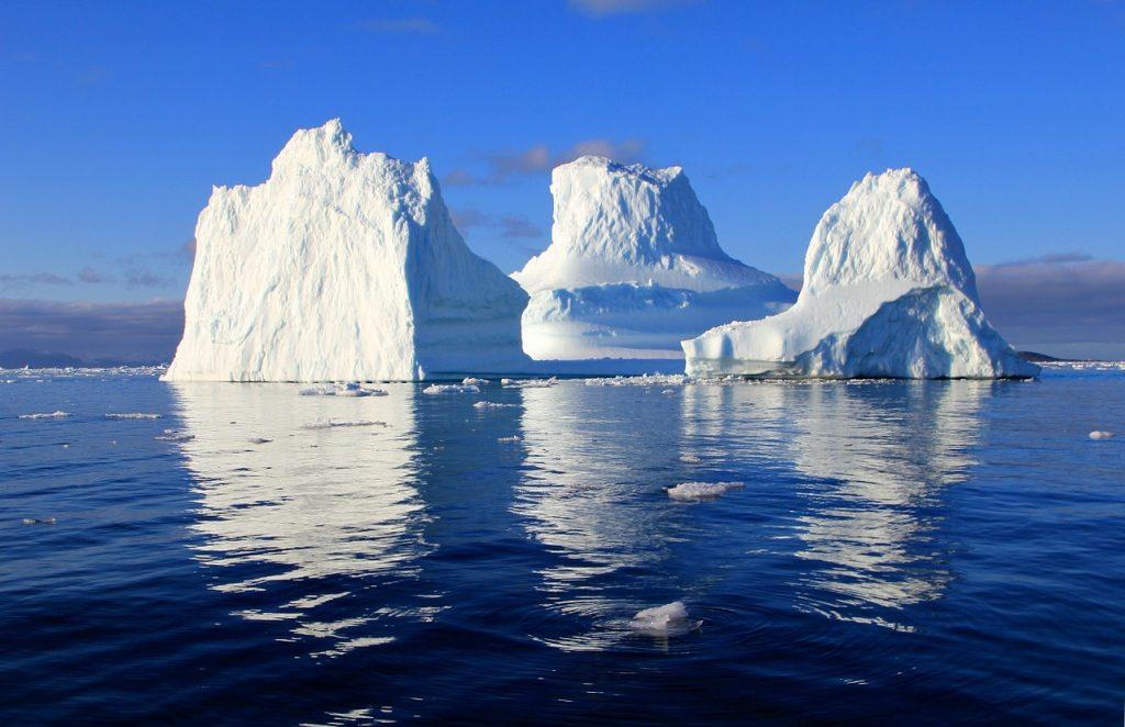 Clima, si scioglie la calotta glaciale della Groenlandia