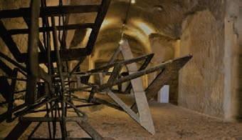 Un immagine del Museo Matera scultura contemporanea