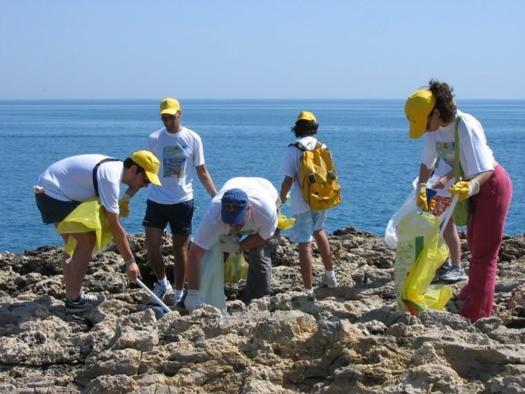 Un'immagine di Operazione Spiagge Fondali Pulite