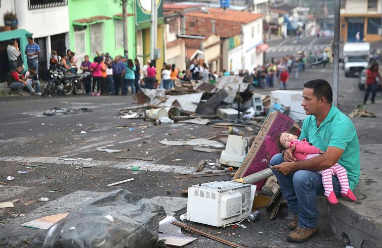 Venezuela, l'allarme di Amensty