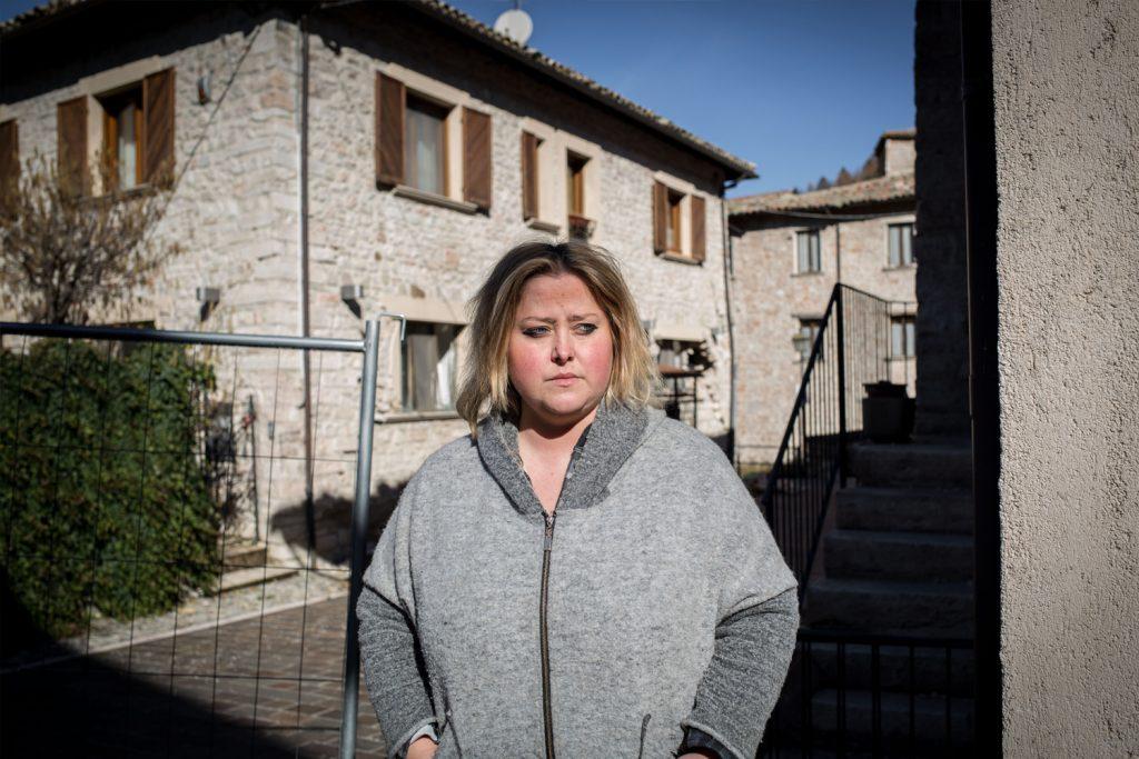 Silvia Bonomi, allevatrice