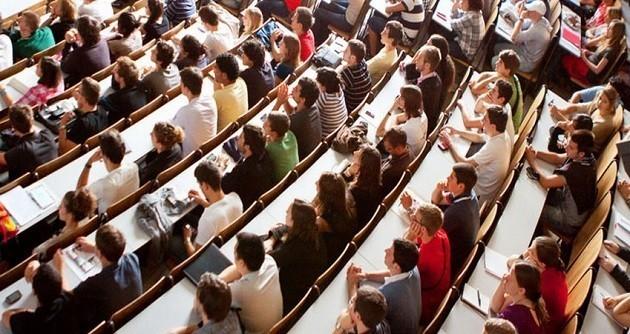immagine di un'aula universitaria