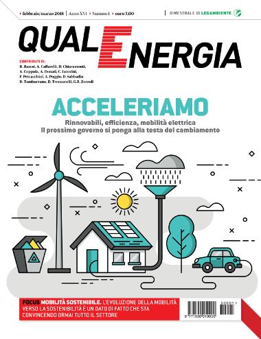 Copertina Qualenergia 1 2018