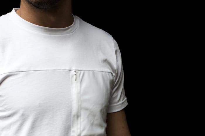 Repair, t-shirt anti-inquinamento