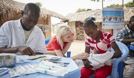 L'impegno di Save the Children in Congo