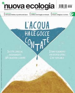 Cover Nuova Ecologia maggio 2018