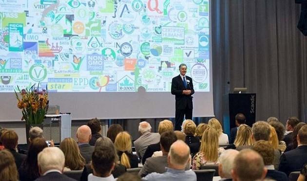 un'immagine della conferenza sull'Ecolabel