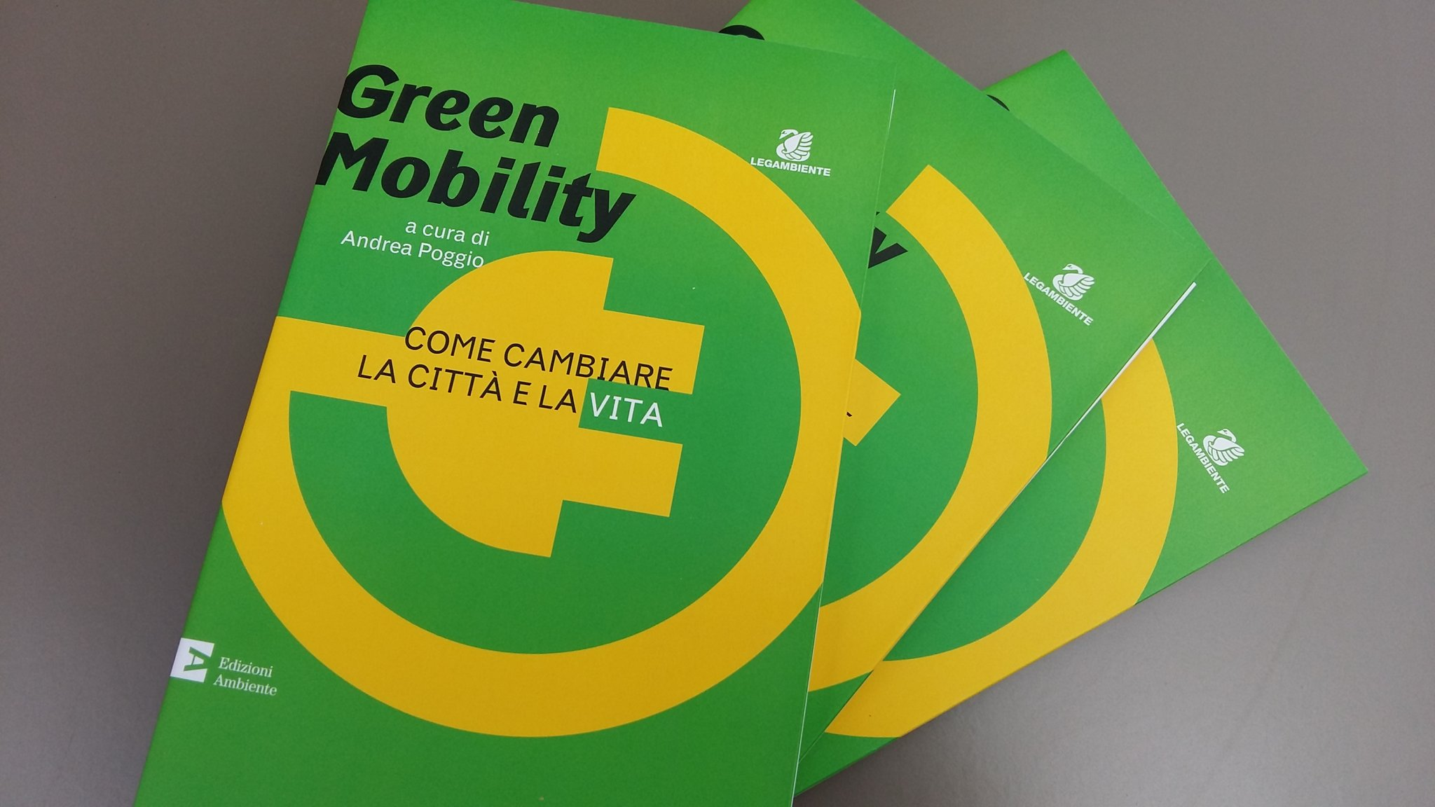 cover Green Mobiity
