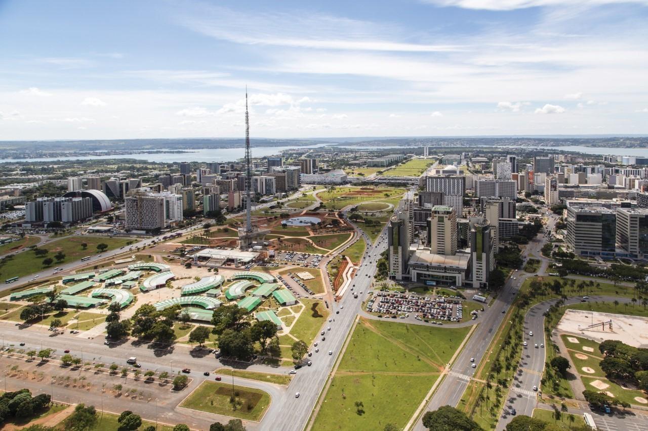 Brasilia pianeta zero waste