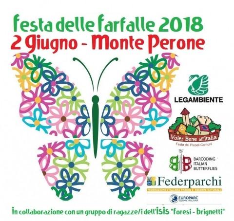 Festa Delle Farfalle Monte Perone
